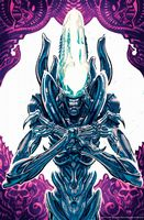 Aliens: Dust To Dust #1 (of 4) - D'Anda Variant Cover